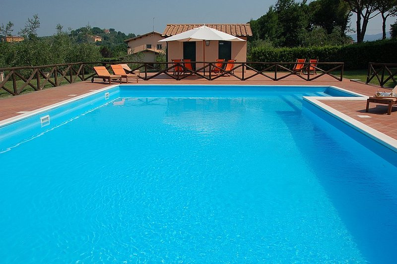 Villa Darmassina Grande, location de vacances à Magliano Sabina