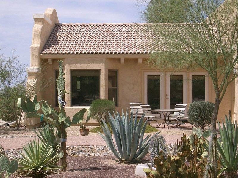 Free standing 1 bedroom Casita, vacation rental in Arizona City