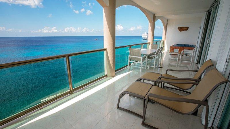 The Highest Rated Condo On Cozumel Island!, alquiler de vacaciones en Cozumel