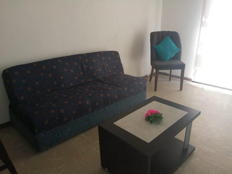 CasaAzul Zacatecas Acogedora y cómoda para ti, holiday rental in Zacatecas