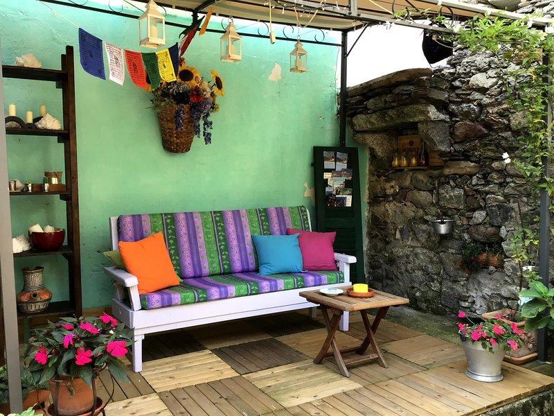 Casa Marconi Casa Vacanze Lago d'Orta, vacation rental in Rimasco