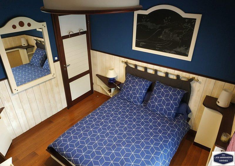 Chambre avec SDB+WC privatif, alquiler de vacaciones en Sulniac