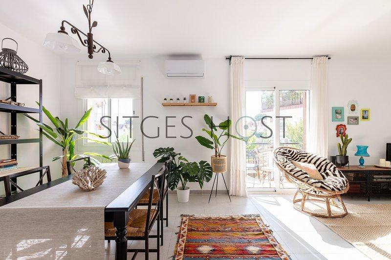 Sitges Mediterranea, vacation rental in Sitges
