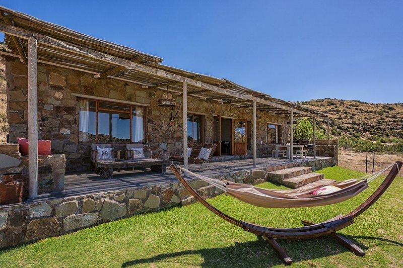 Karoo Ridge - Conservancy -, holiday rental in Eastern Cape