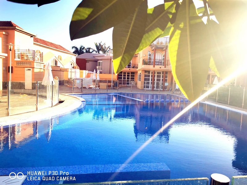 Canoa Palmera Oasis 2, holiday rental in Meloneras