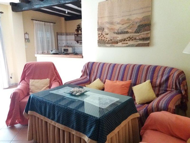 Casa Antonio, location de vacances à Benamahoma
