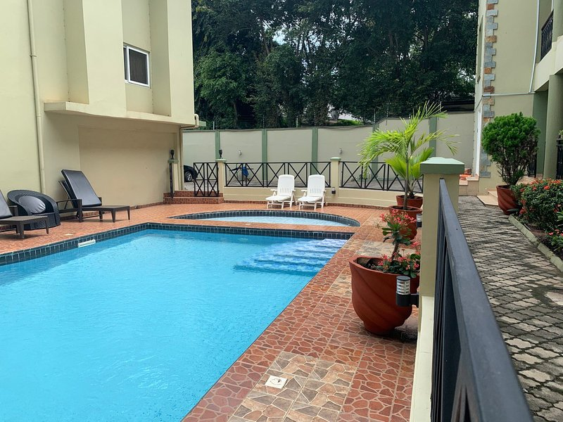 Ideal apartment  in a prime  location of Accra, vacation rental in Greater Accra