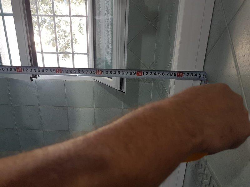Shower Patio Door Width