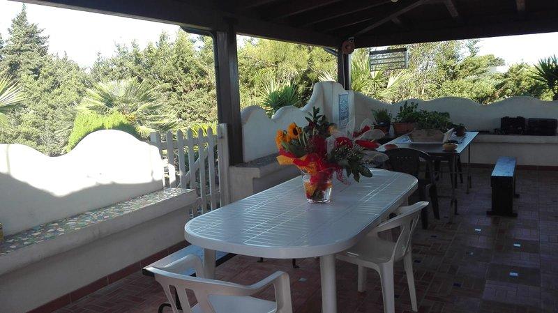 Villa Calathatubi, vacation rental in Alcamo Marina
