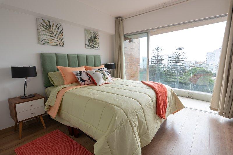 Simply Comfort. Amazing Barranco Apartment, aluguéis de temporada em Santiago de Surco