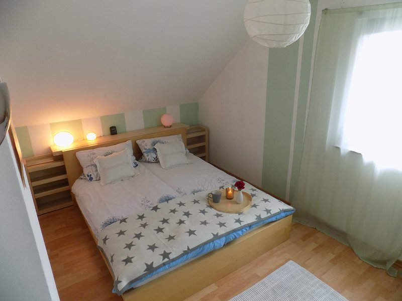 Ferienwohnung Rebstock – semesterbostad i Nackenheim