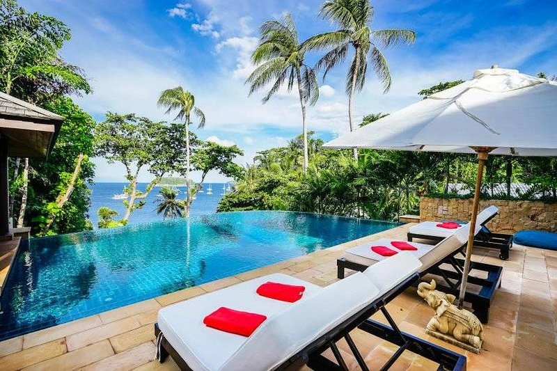 Kata Villa 4150 - 4 Beds - Phuket, vacation rental in Karon