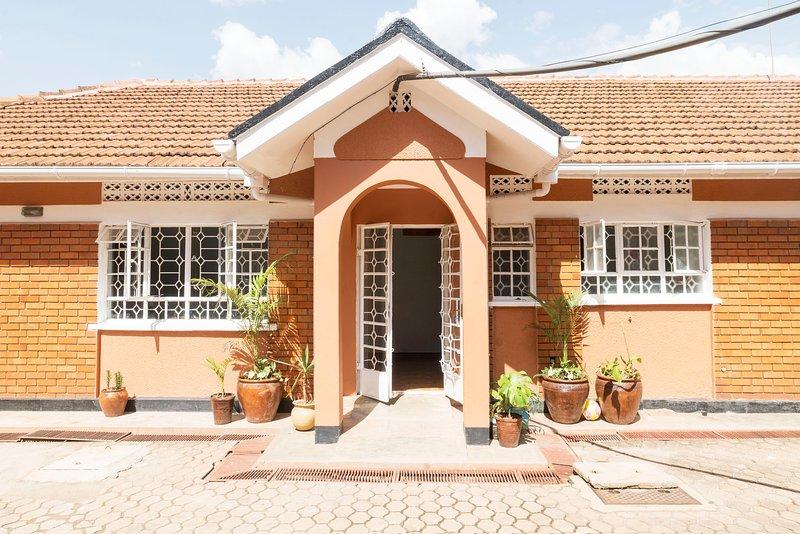 The Big Sleep Bed&Breakfast, location de vacances à Kampala