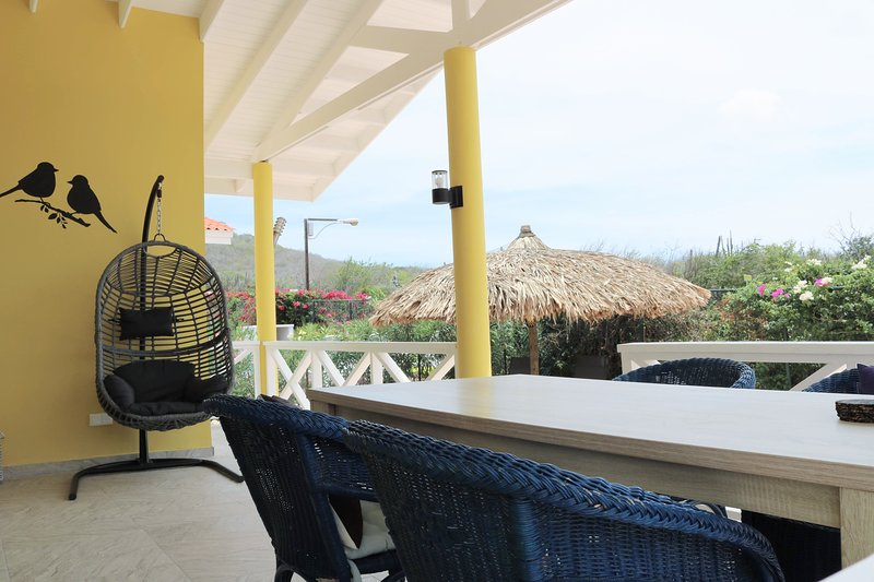 Casa di Chibi, vrijstaande vakantievilla op beveiligd resort., location de vacances à Sint Jozefsdal