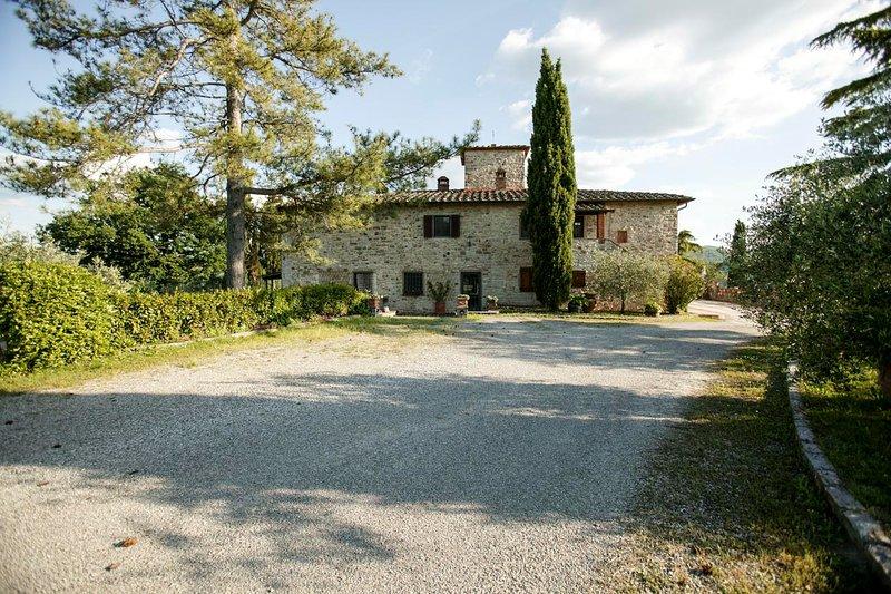 Casa Vacanze Il Corno, holiday rental in Radda in Chianti