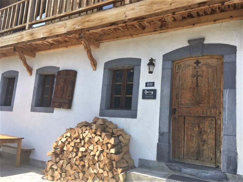 La Maison - La Cote d'Arbroz, Morzine., holiday rental in La Cote-d'Arbroz