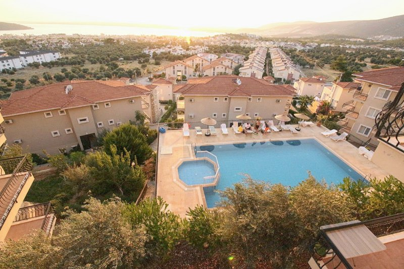 Akbuk luxury panoramic ocean view residences, location de vacances à Akbuk