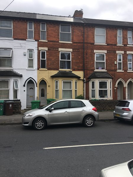 Nottingham 4 bed house, holiday rental in Nottingham