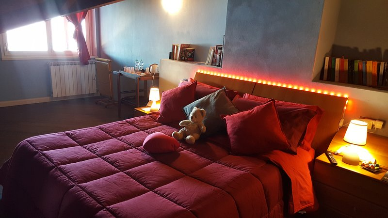 Alba sul Lago - Affitta camera - Alloggio in famiglia - – semesterbostad i Stresa