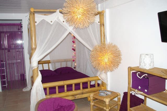 Beautiful studio near the beach, holiday rental in Douville