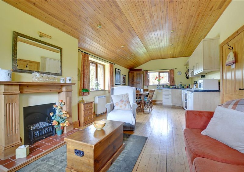 The Lodge, holiday rental in Hellifield
