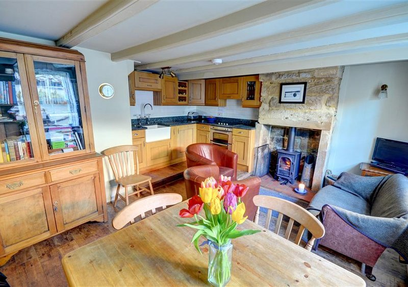 Storm Cottage, holiday rental in Robin Hood's Bay