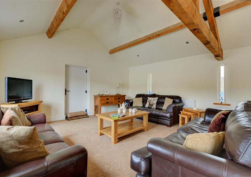 Spencers Garth, holiday rental in Raydale