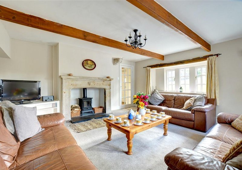Lower Gill Farmhouse, casa vacanza a Bolton by Bowland