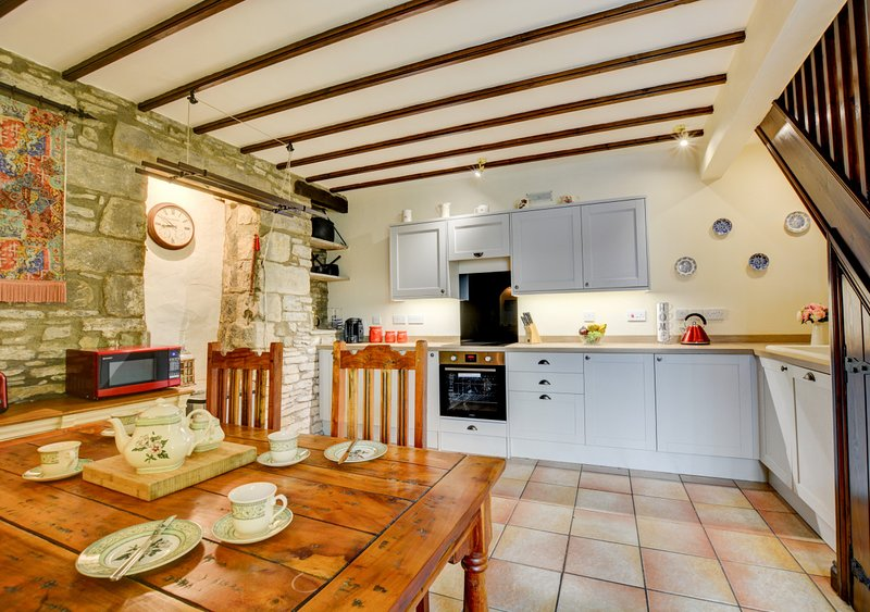 Stonecroft Cottage, holiday rental in Middleham