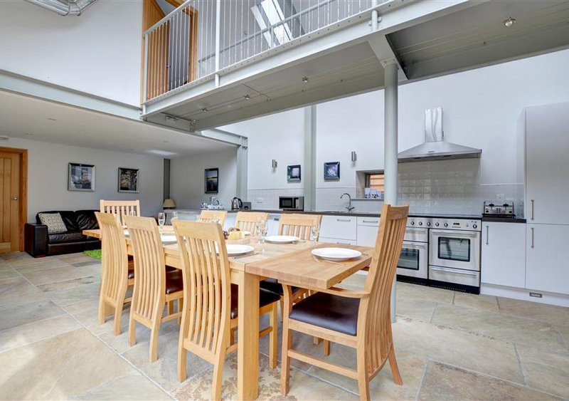 The Barn, holiday rental in Briggswath