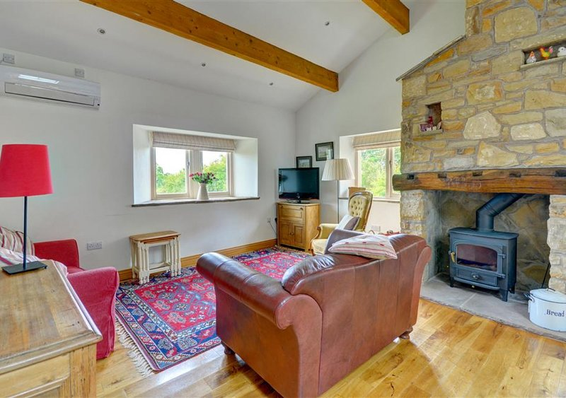 Davis Gate Cottage, holiday rental in Clayton-le-Dale