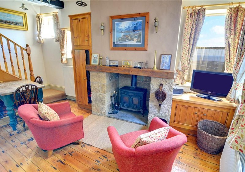 Cliff Head, holiday rental in Robin Hood's Bay