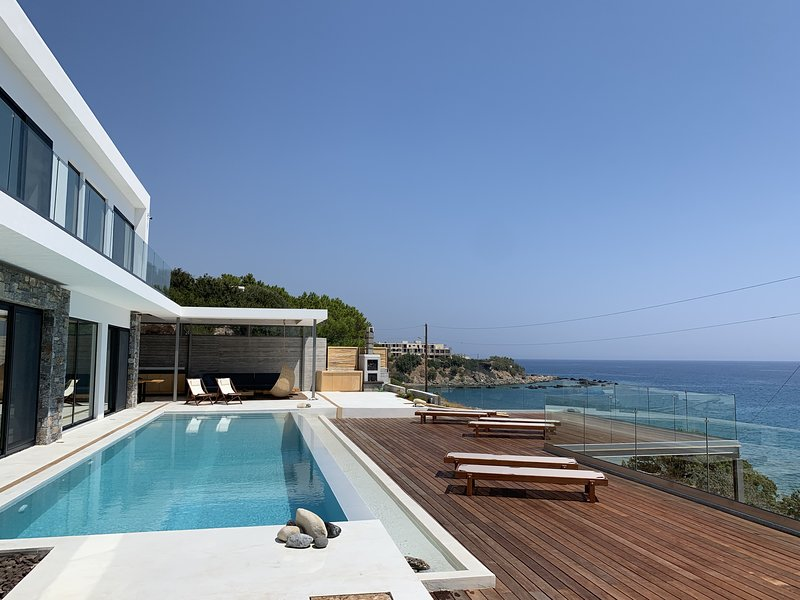 Villa Ammos, vacation rental in Ferma