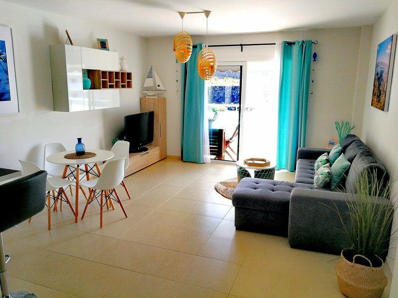 Apartamento Bajamar Tenerife , Armonía Beach, casa vacanza a San Andres y Sauces