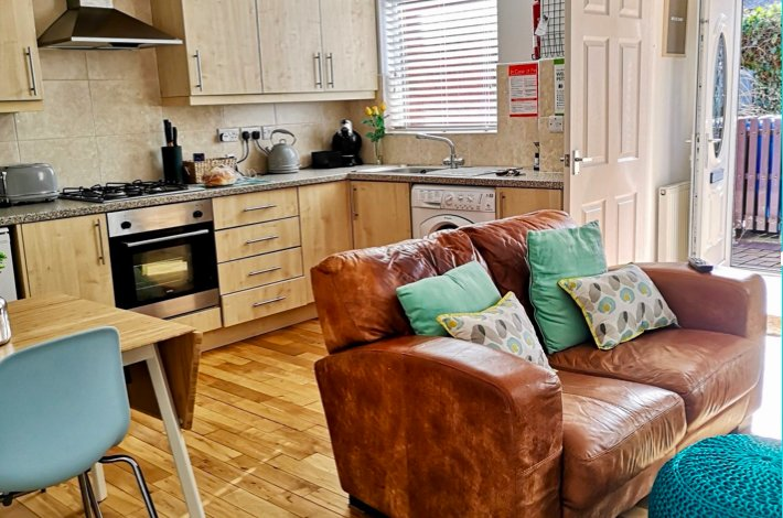 One Bedroom Apartment In Town Centre, holiday rental in Bedlington