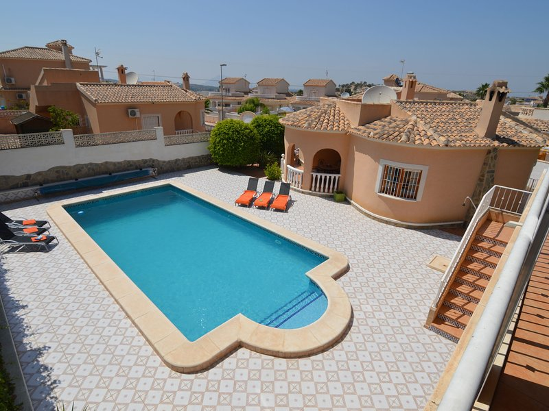 Modern Villa in Ciudad Quesada with Private Pool, holiday rental in Algorfa