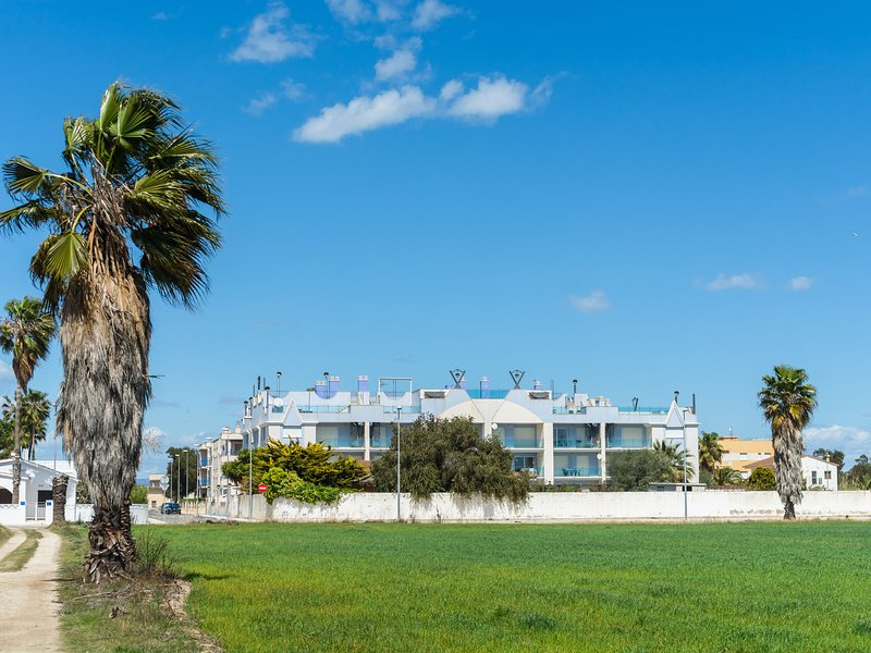Comfortable apartment at only 100 metres from the sea, vacation rental in L'Eucaliptus