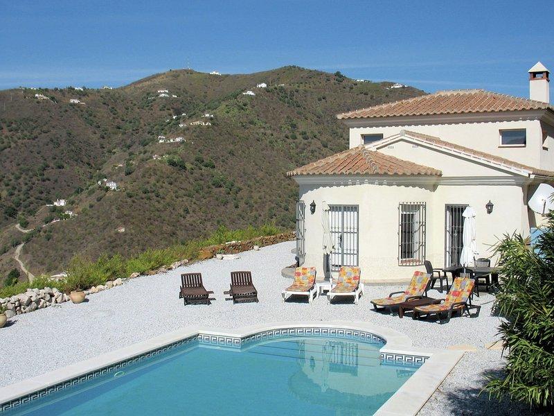 Gorgeous Villa in Arenas Spain With Private Swimming Pool, location de vacances à Loma las Chozas