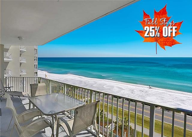 Majestic Sun 501B - Beautiful Gulf Views From Private Balcony