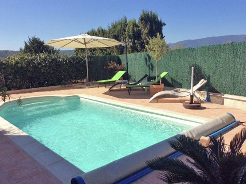 Tasteful villa in Montauroux with private pool, vacation rental in Montauroux