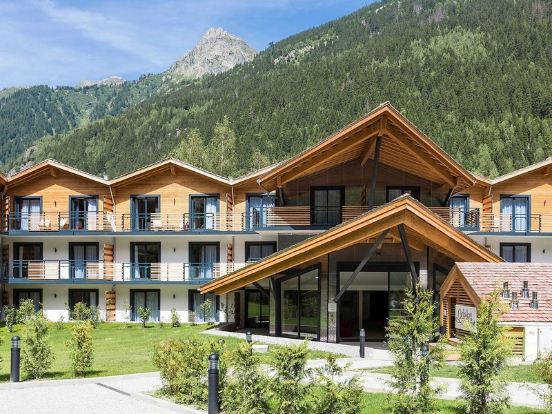 Comfortably furnished apartment in an attractive town, holiday rental in Les Praz-de-Chamonix