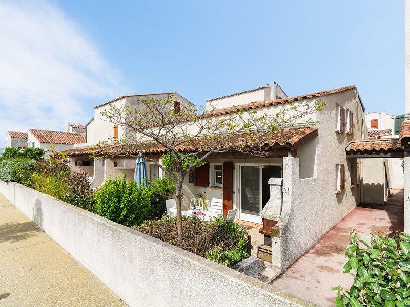 Vintage Holiday Home in South of France by the Sea, location de vacances à Saintes-Maries de la Mer