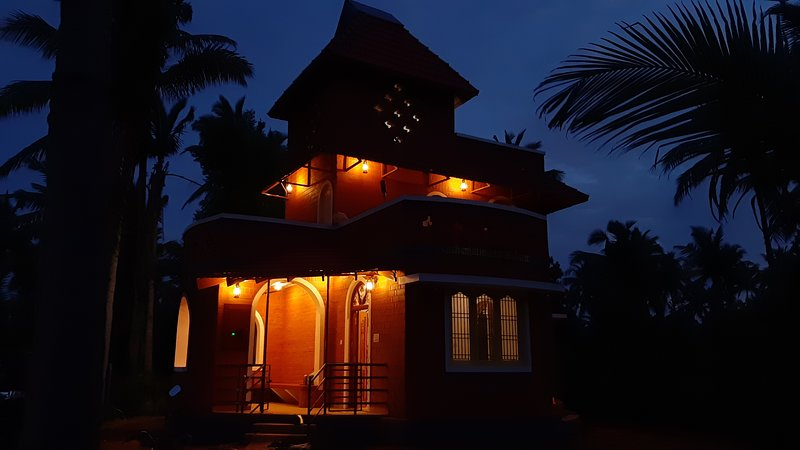 Valliyammai Meadows, vacation rental in Pudukkottai District