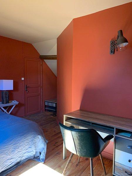 Chambres d'hôtes, holiday rental in Vault-de-Lugny