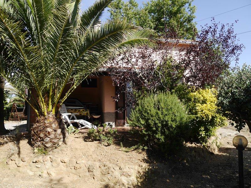 una casa tra gli ulivi vicina al mare, holiday rental in Bagno di Gavorrano