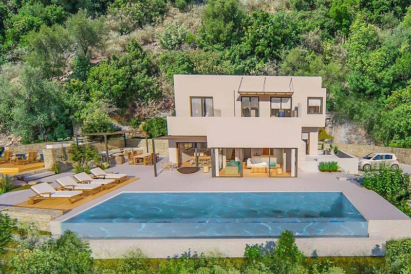 Villa Agapanthus, vakantiewoning in Kolivata