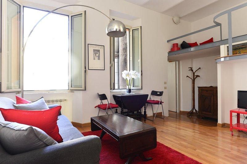 apartamento trastevere roma centro excelente ubicación