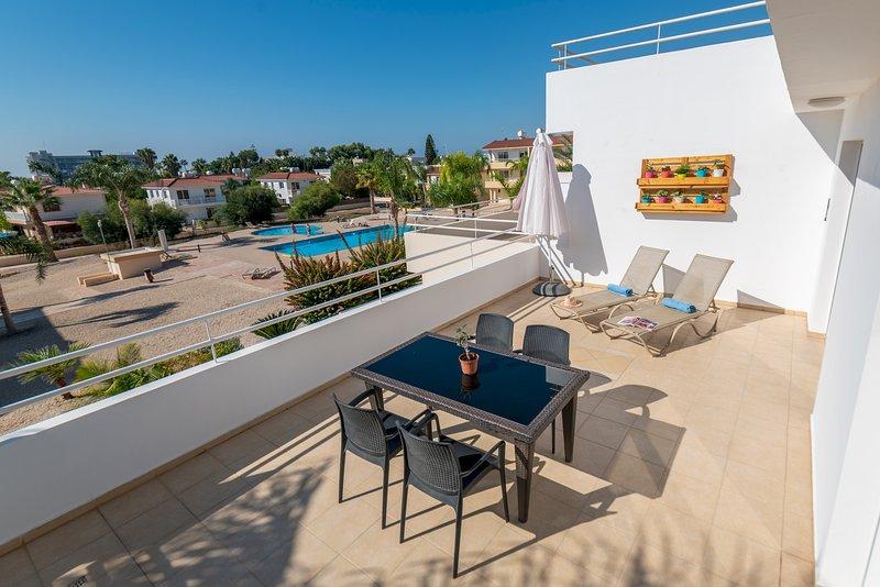 Narcissos 'Nissi Beach' Apartment C12, vacation rental in Ayia Napa