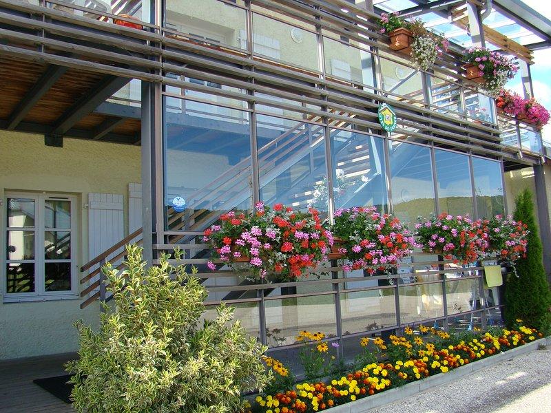 La Fruitière des Plans : 5 gîtes ruraux sur le Plateau de Retord, location de vacances à Bellegarde-sur-Valserine