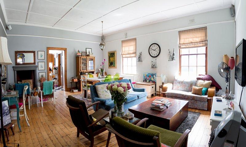 Vintage inspired cottage in popular Upper Woodstock, location de vacances à Observatory